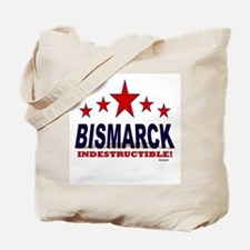 Bismarck Indestructible Tote Bag