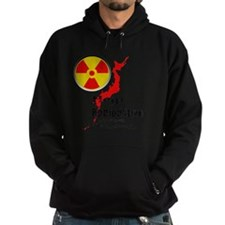 Japan Help Radioactive Tsunami Hoodie