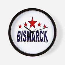 Bismarck Wall Clock