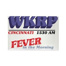 wkrpfever2-04 Rectangle Magnet