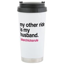 otherRide_Hubby_lt Travel Mug