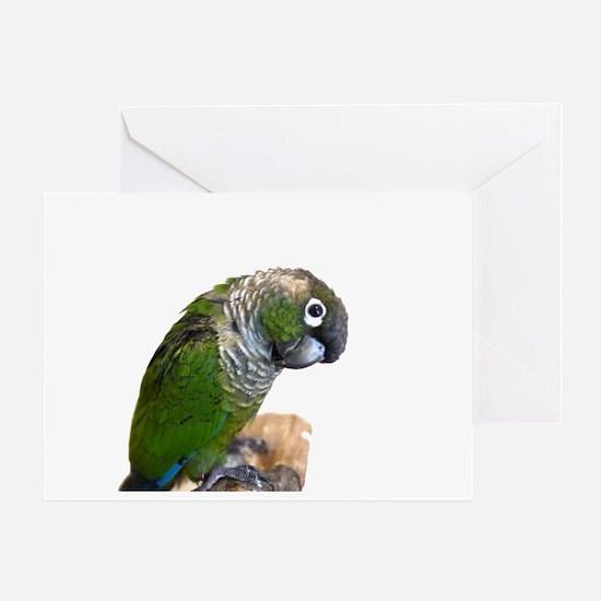 rin cutie Greeting Card