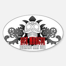 RM_logo_2011 Sticker (Oval)