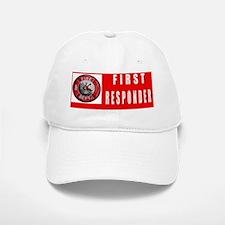 FIRST RESPONDERS Baseball Baseball Cap