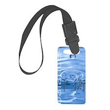 balance-water1 Luggage Tag