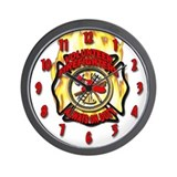 Fire department Basic Clocks