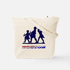 Boston Patriot Tote Bag