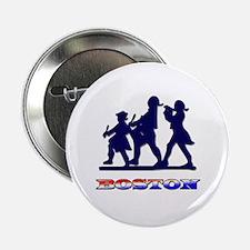"Boston Patriot 2.25"" Button (10 pack)"
