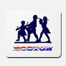 Boston Patriot Mousepad