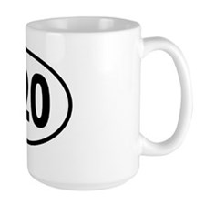 d20_5x3oval_sticker Mug