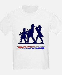Boston Patriot Kids T-Shirt
