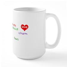 Handmade with love white Mug