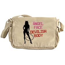 angel-face Messenger Bag