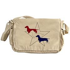 PatrioticDoxies Messenger Bag