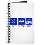 Eat. Sleep. Sell. Journal