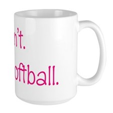 Softball_PNK Mug