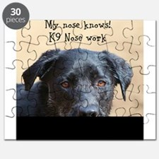 Nose knows Puzzle
