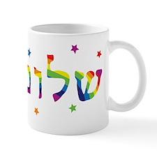 Shalom Stars Mug