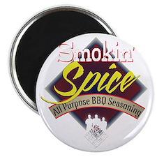 Smokin Spice Magnet