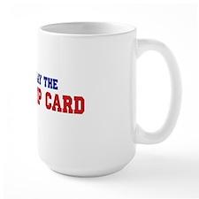 Time to Play the Trump Card 2 Mug
