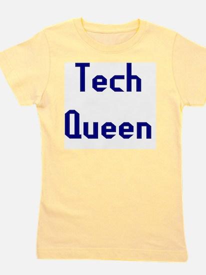 Tech Girl's Tee