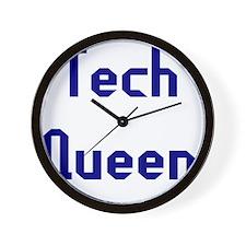 Tech Wall Clock