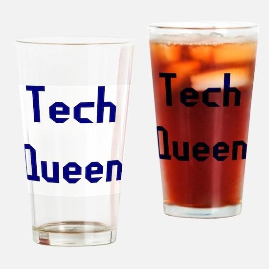 Tech Drinking Glass