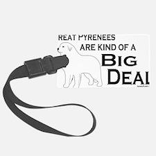 BigDeal_Pyrenees Luggage Tag