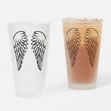 wings_new_2011 Drinking Glass