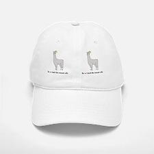 Llamas-D7-Mug Baseball Baseball Cap