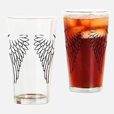 wings_2011 Drinking Glass