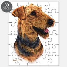 Airedale Head Puzzle