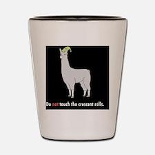 Llamas-D7-Buttons Shot Glass