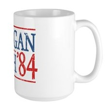 reagan bush 84 t shirt Mug