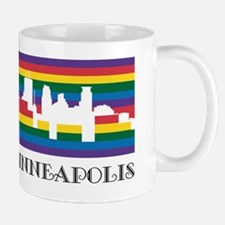 Rainbow Minneapolis Mug