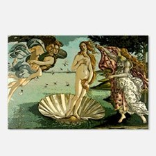 Botticelli Birth of Venus Postcards (Package of 8)