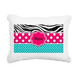 Cute Rectangle Canvas Pillows