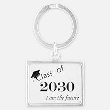 classof2030 Landscape Keychain