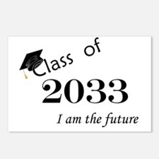 classof2033 Postcards (Package of 8)
