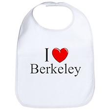 """I Love Berkeley"" Bib"