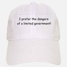 anti obama prefer the dangersdbumperlight Baseball Baseball Cap