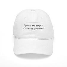 anti obama prefer the dangersdbumperlight Baseball Cap