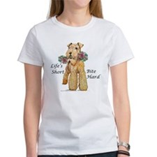 Welsh Terrier Bite! Tee