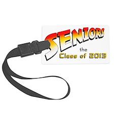 seniors-Indy-2013 Luggage Tag