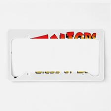 seniors-Indy-2011 License Plate Holder