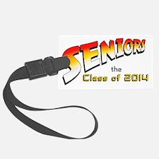 seniors-Indy-2014 Luggage Tag