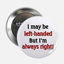 """Left-Handed 2.25"""" Button"""