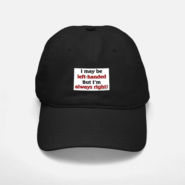 Left-Handed Baseball Hat