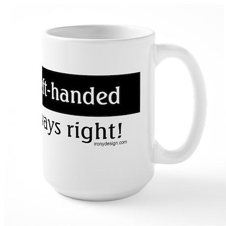 Left-Handed Large Mug
