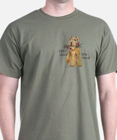 Welsh Terrier Bite! T-Shirt